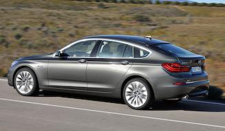 BMW 5 Series GranTourismo|BMW 5シリーズ グラントゥーリズモ