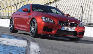 BMW M6 Coupe Competition Package|ビー・エム・ダブリュー M6 クーペ コンペティション パッケージ