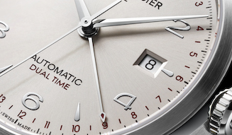 Baume & Mercier Clifton GMT|ボーム & メルシエ クリフトン GMT