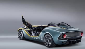 Aston Martin CC100 Speedster Concept|アストンマーティン CC100 スピードスター コンセプト
