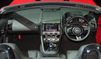 Jaguar F-Type V8 S|ジャガー Fタイプ V8 S