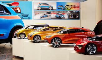 Renault Twin'Run Concept|ルノー ツインラン コンセプト