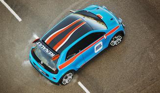 Renault Twin'Run Concept|ルノー トウィンラン コンセプト
