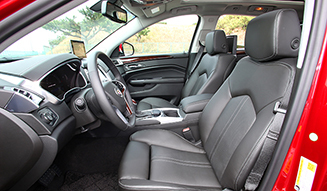 Cadillac SRX CROSSOVER|キャデラック SRX クロスオーバー