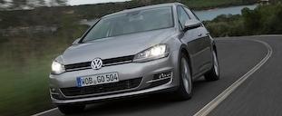 新型ゴルフ海外試乗リポート Volkswagen