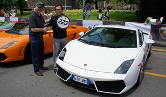 Lamborghini Gallardo LP550-2|ランボルギーニ ガヤルド LP550-2