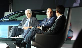 Giorgetto Giugiaro, Walter Maria de'Silva & Satoshi Wada