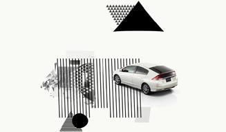 ART|ホンダとグラフィックアーティストとのコラボレーション 『INSIGHT × Graphic Art』展01