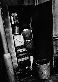 森山大道写真展 04