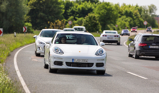 Porsche Panamera S e-hybrid ポルシェ パナメーラ S eハイブリッド