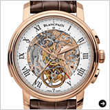 Le Brassus Carrousel Minute Repeater Flyback Chronographe|ル・ブラッシュ カルーセル ミニッツリピーター フライバッククロノグラフ