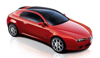 Alfa Romeo Brera アルファロメオ ブレラ