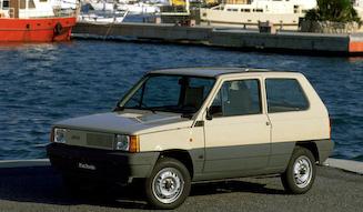 Fiat Panda|フィアット パンダ
