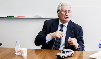 Giorgetto GIUGIARO ジョルジェット・ジウジアーロ