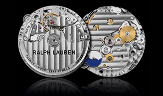 RALPH LAUREN Sporting Collection Worldtime SS|ラルフ ローレン スポーティング ワールドタイム スティール モデル