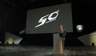 Grande Giro Lamborghini 50th Anniversary|グランデ・ジロ・ランボルギーニ 50゚アニヴェルサリオ