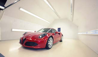 Alfa Romeo 4C アルファロメオ 4C