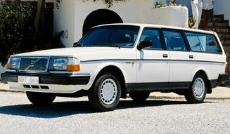 Volvo 240 Estate|ボルボ 240 エステート