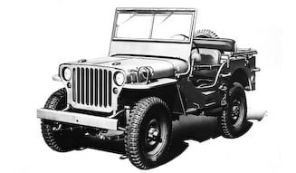 Willys MB ウィリス MB