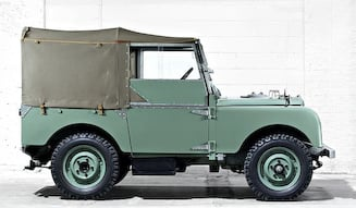 Lnad Rover Series 1 ランドローバー シリーズ 1