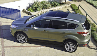 Ford Kuga|フォード クーガ 02
