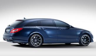 Mercedes-Benz CLS 63 Shooting Brake メルセデス・ベンツ CLS 63 シューティングブレーク