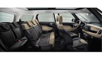 Fiat 500L Living フィアット 500L リビング