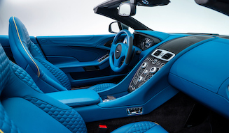 Aston Martin Vanquish Volante|アストンマーティン ヴァンキッシュ ヴォランテ