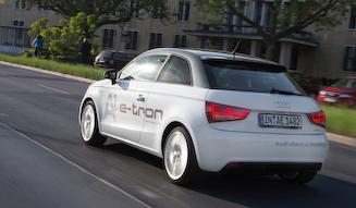 Audi A1 e-tron|アウディ A1 eトロン