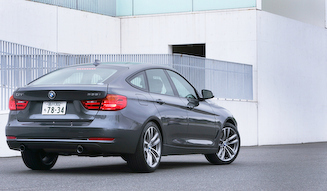 BMW 3 Series Gran Tourismo|ビー・エム・ダブリュー 3 シリーズ グランツーリスモ