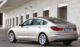 BMW 5 Series Gran Tourismo|ビー・エム・ダブリュー 5シリーズ グランツーリスモ