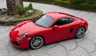 Porsche Cayman S|ポルシェ ケイマン S