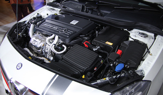Mercedes-Benz A 45 AMG 4MATIC Edition 1|メルセデス・ベンツ A 45 AMG 4マチック エディション1