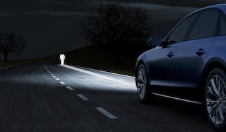 Audi Matrix LED headlights|アウディ マトリックス LED ヘッドライト