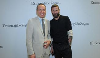 Ermenegildo Zegna|ステファノ・ピラーティによる2014年春夏メンズコレクション01