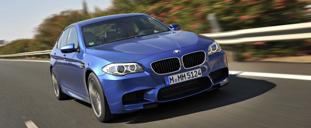 BMW M5 M史上最強のプレミアムサルーンに試乗