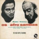 Billy Hoyle 『Os Afro-Sambas - The Billy Hoyle Reworks』