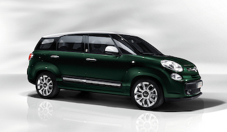 Fiat 500L Living|フィアット チンクエチェントL リビング