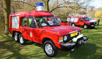 Land Rover The Falklands Commando|ランドローバー フォークランド コマンド