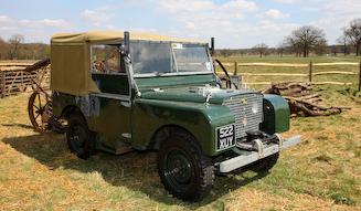 Land Rover Series 1|ランドローバー シリーズ1