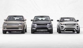 Land Rover Range Rover|ランドローバー レンジローバー Land Rover Range Rover Sport|ランドローバー レンジローバー スポーツ Land Rover Range Rover Evoque|ランドローバー レンジローバー イヴォーク