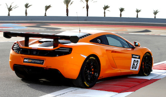 McLaren 12C GT Sprint|マクラーレン 12C GT スプリント