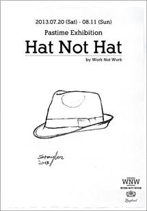 WORK NOT WORK|Hat 03