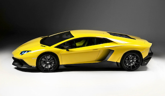 Lamborghini Aventador LP 720-4 Roadster 50° Aniversario|ランボルギーニ アヴェンタドール LP 720-4 ロードスター 50°アニヴェルサリオ