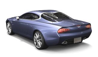 DBS Coupe Zagato Centennial|DBS クーペ ザガート センテニアル