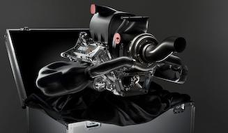 Renault F1 Engine|ルノー F1 エンジン