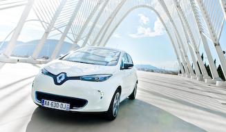 Renault ZOE|ルノー ZOE