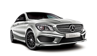 Mercedes-Benz CLA 250 Edition 1|メルセデス・ベンツ CLA 250 エディション 1