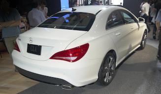Mercedes-Benz CLA 180|メルセデス・ベンツ CLA 180
