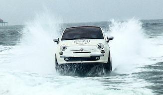 Fiat 500 Personal Watercraft|フィアット 500 パーソナル ウォータークラフト